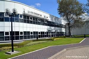 visit to bmw thorne bmw uk vehicle distribution centre