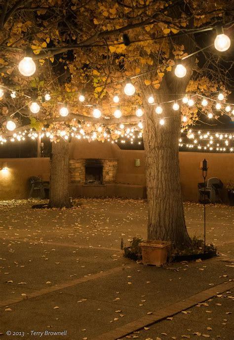 backyard twinkle lights best 25 backyard lighting ideas on