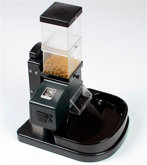 Automatic Pet Feeder Timer buying cat feeders with timers makes pet management easy