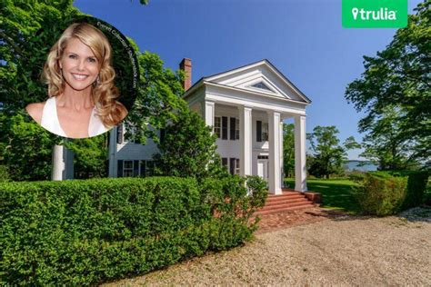 Brinkley House by Christie Brinkley Lists Another Multimillion Dollar Estate