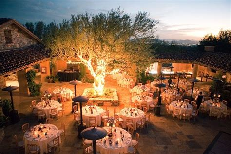 Wedding Invitations In Az by Outdoor Southwestern Reception Venue Wedding And Events