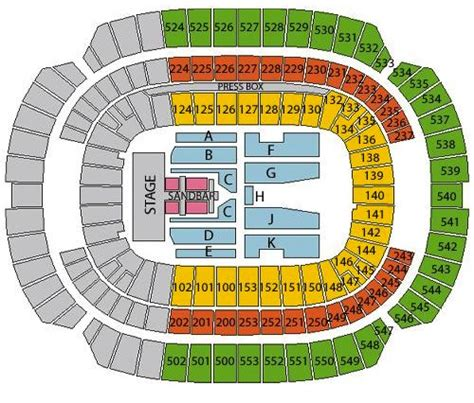 mt bank stadium seating chart summer concerts in baltimore at m t bank stadium tba