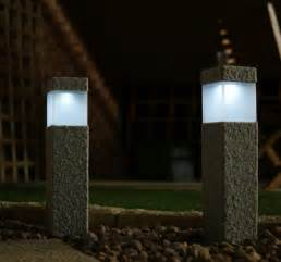 solar garden post lights the of solar powered garden lighting lazy susan