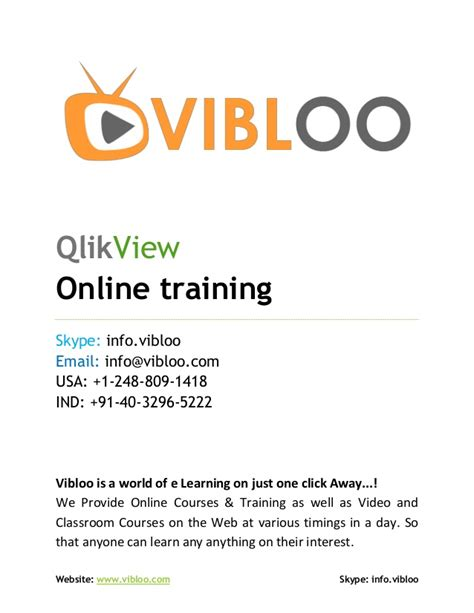 qlikview tutorial getting started qlikview online training