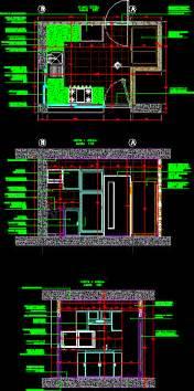 Kitchen Design Details Kitchen Basic Design Construction Details In Autocad Drawing Bibliocad