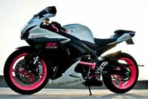 Pink Suzuki For Sale 2011 Suzuki Gsx R600 Sportbike White Black Pink 6 848