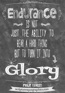 Endurance scripturesque graphics