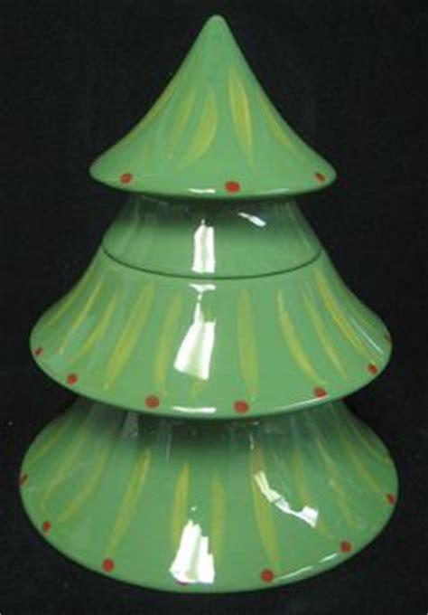 christmas tree cookie jars on pinterest cookie jars