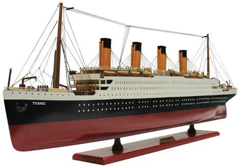 titanic toy boat uk rms titanic model cruise ships