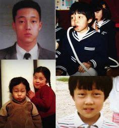 so ji sub childhood photos sharon lee asian eye candy in 2018 pinterest sharon
