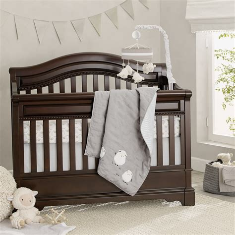Sheep Baby Bedding by Goodnight Sheep Lambs