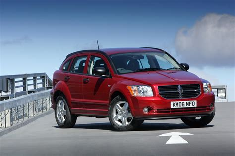 docce calibe dodge caliber hatchback review 2006 2009 parkers