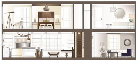 Interior Design Section Drawings Google Search
