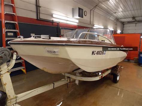 1972 glastron sportster v156 - Glastron V156 Boat