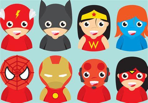 Imagenes Superheroes Vectores | descargar vector superhero kid vectors gratis 367273
