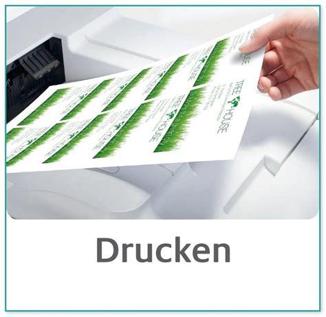 Visitenkarten Erstellen Programm by Visitenkarten Selber Erstellen Und Drucken