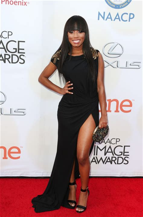 Miles Redd 2015 naacp image awards red carpet kerry washington