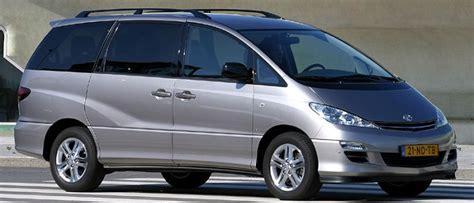 Toyota Previa (2003   2005)   AutoManiac