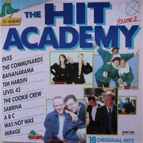 antonio and sabrina struck in book 2 volume 2 books various the hit academy volume 2 vinyl lp at discogs