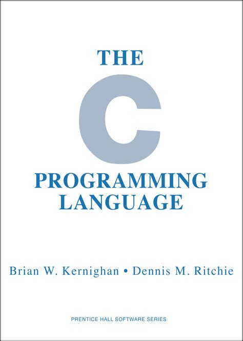 c language books the c programming language