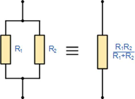 unequal resistors in parallel resistors in parallel parallel connected resistors