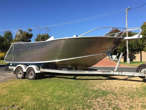 aluminium boats for sale perth wa new goldstar 6000 runabout power boats boats online for
