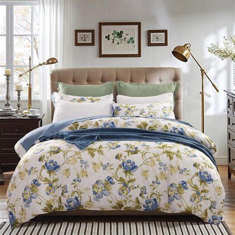 Purple Bed Sets King Size 2015 New Purple Flower Bedding Set 4pcs Cotton Bed Linen Sets King Size Quilt Duvet Cover