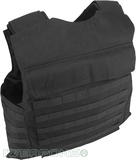 Outer Vest Xl Overall Cardi iweapons 174 molle external bulletproof vest iiia 3a with xl pockets for armor plates iweapons 174