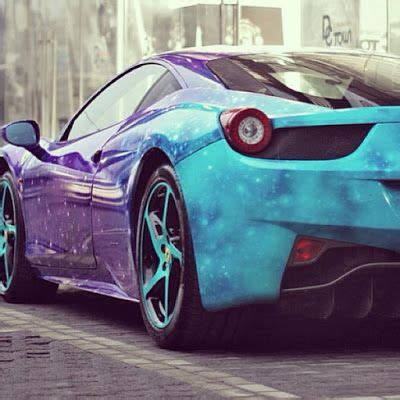 galaxy car paint 17 best images about ferrari 458 italia on pinterest