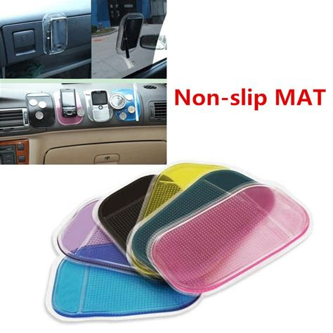 Car Dashboard Anti Slip Mat by Free Shipping Car Dashboard Sticky Pad Magic Anti Slip Non