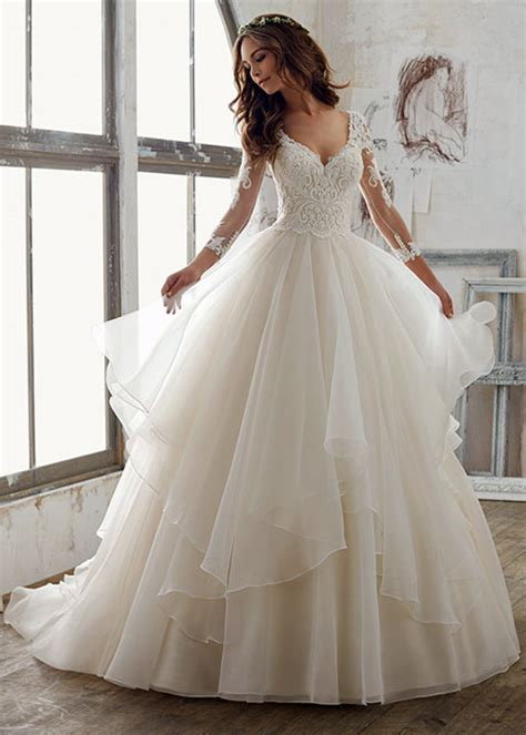 Beautiful Wedding Dresses by Beautiful Wedding Dresses For Every