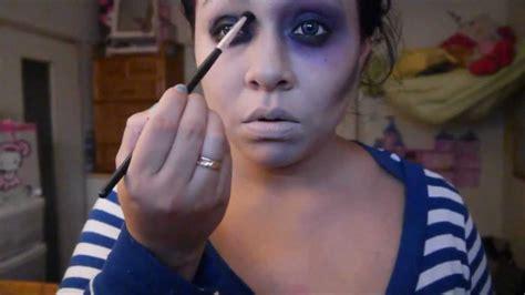 tutorial zombie disfraz tutorial de maquillaje disfraz de zombie juancarlos960