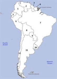 Blank Map Of South America Quiz by Pics Photos South America Map Quizzes