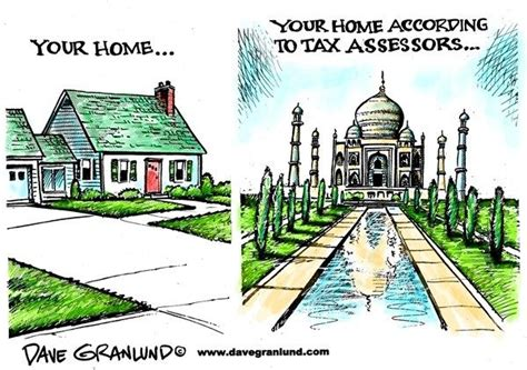tax assessors home value dave granlund