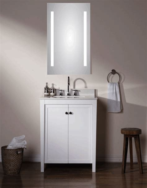 mirrors 2 bathroom scene elegant led backlit framless bathroom mirror meek mirrors