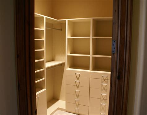 Built In Closet Organizer by Built In Closet Organizer With Drawers Shelves And