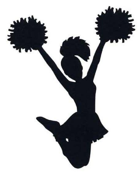 cheerleading clipart clip at clker vector clip
