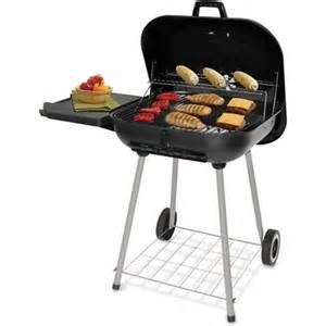backyard grill charcoal grill backyard grill 22 quot charcoal grill black walmart com