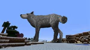 Iron Man Bedroom minecraft realistic wolf statue google search