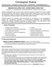 Photos Of Resume Sle by Resume For Management Sales Management Lewesmr