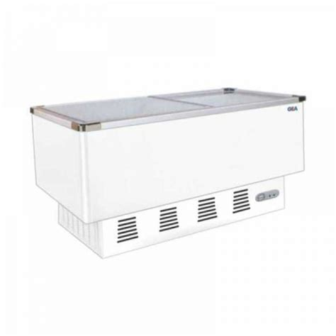 Daftar Chest Freezer Gea harga jual gea sd 376bp sliding flat glass freezer 368