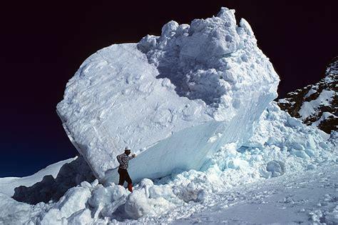 icy avalanche swisseduc glaciers grosser aletschgletscher