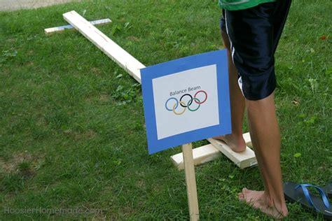 backyard olympic hoosier