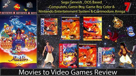 la amiga estupenda dos b009i06z6g movies to video games review aladdin gen dos amiga youtube