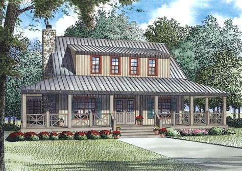 Great Southern Homes Floor Plans by Ample Storage And Fantastic Wrap Around Porch 60632nd