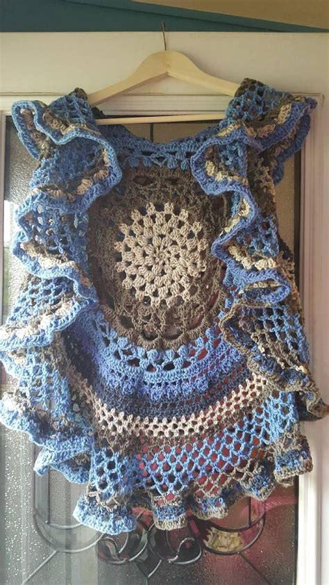 free printable crochet vest patterns beginner crochet vest pattern squareone for
