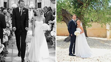 Hochzeit Manuel Neuer by Trauung Auf Kr 252 Cken Manuel Neuer Heiratet Kirchlich