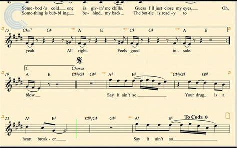 printable lyrics to bad blood bastille bad blood piano sheet music pdf