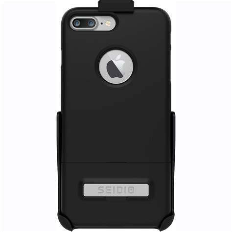 seidio surface for iphone 7 plus bd2 hr7iph7lk bkk b h