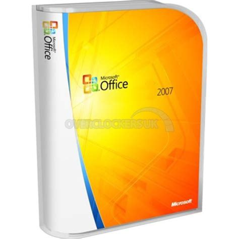 Microsoft Office 2007 Oem by Microsoft Office 2007 Professional Oem License Only